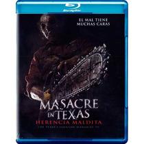 Masacre En Texas. Pelicula En Blu-ray