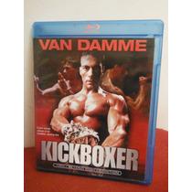 Blu Ray Kickboxer Pelicula Import - Jean-claude Van Damme