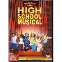 High School Musical , Película Dvd
