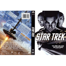 Dvd Clasico Star Trek El Inicio Version 2009 Tampico Madero
