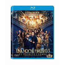 Una Noche En El Museo 3 , El Secreto De La Tumba En Blu Ray