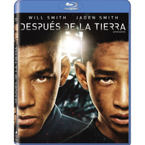 Despues De La Tierra Will Smith Jaden Smith Blu Ray