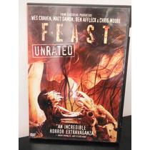 Feast - Movie Import - John Gulager - Jenny Wade - Pelicula