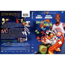 Dvd Anime Space Jam Michael Jordan Looney Tunes Tampico