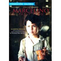 Dvd Marcelino Pan Y Vino ( 2010 ) - Jose Luis Gutierrez