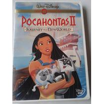 Pocahontas 2 Journey To A New World Dvd Raro Gold Collection