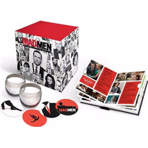 Mad Men Coleccion Completa Boxset , Serie De Tv En Dvd