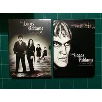Los Locos Adams Segunda Temporada 3 Dvds