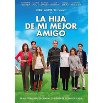 La Hija De Mi Mejor Amigo The Oranges , Pelicula En Dvd