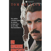An Innocent Man Dvd Un Hombre Inocente-tom Selleck