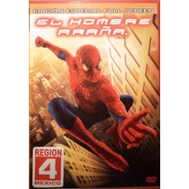 Spiderman 1 Edicion Especial 2 Dvds