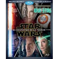 Star Wars: Episodio Vii 7 El Despertar De La Fuerza (bd+dvd)