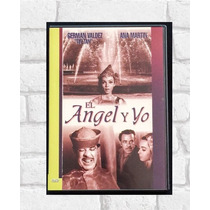 Dvd Mexicano German Valdez Tin Tan El Angel Y Yo Tampico