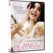Cásese Quien Pueda Dvd