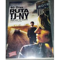 Dvd 40 Días Rita Tj-ny Con Héctor Arredondo Y Andrés Almeida