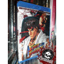 Street Fighter 2 Animated Movie 20 Aniv Bluray + Dvd Español