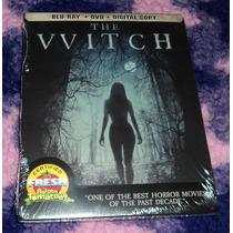 The Witch - La Bruja - Bluray Steelbook Edition Importado