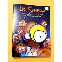 Los Simpsons Sexta Termporada Completa Y Nueva