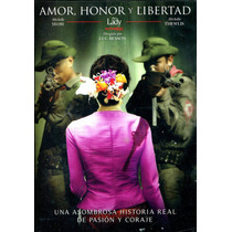 Dvd Amor, Honor Y Libertad ( The Lady ) 2011 - Luc Besson /