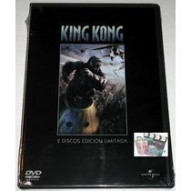 Dvd: King Kong (2005) Edición Especial 2 Discos!!