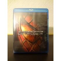 Spiderman Trilogia Blu Ray.