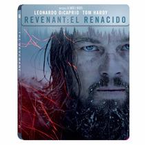 Revenant El Renacido Steelbook , Pelicula En Blu-ray