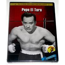Dvd: Pepe El Toro (1953) Pedro Infante, Joaquin Cordero! Sp0