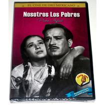 Dvd: Nosotros Los Pobres (1947) Pedro Infante!! Sp0