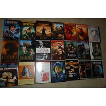 Dvds Originales De Coleccion Desde $59