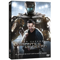 Dvd Gigantes De Acero : Hugh Jackman