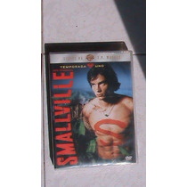 Smallville Box Set Dvd Temporada Uno 6 Dvd 930 Minutos