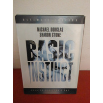Basic Instinct Movie Import - Sharon Stone Michael Douglas