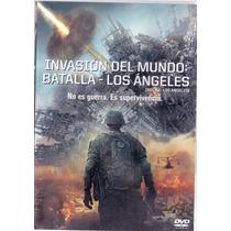 Invasion Del Mundo , Batalla Los Angeles , Película Dvd