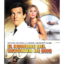 Bluray Hombre Del Revolver De Oro ( The Man With The Golden