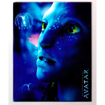 Avatar Edicion Coleccion 3 Discos Extendida Pelicula Blu-ray