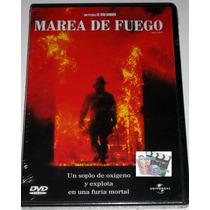 Dvd: Marea De Fuego (1991) Kurt Russell, Robert De Niro, Wil