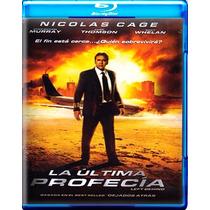 La Ultima Profecia Left Behind Accion Nicolas Cage Blu-ray