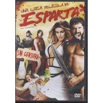 Una Loca Película De Esparta Sin Censura Dvd Nacional