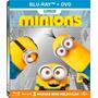 Minions Steelbook , La Pelicula En Blu-ray + Dvd