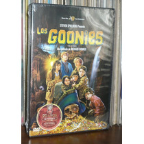 Los Goonies Dvd Richard Donner Steven Spielberg