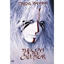El Clan Del Oso Cavernario Dvd Importado Daryl Hannah