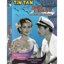 Dvd Clasico German Valdez Tin Tan Simbad El Mareado Tampico