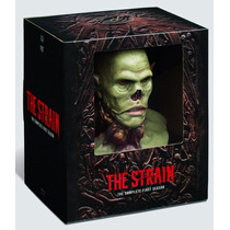 The Strain Season 1 Temporada 1 Bluray Limited Edition Nueva