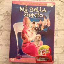 Serie Mi Bella Genio Temporada 4 Dvd Nuevo