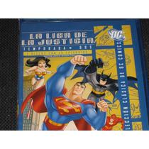 La Liga De La Justicia Temporada 2 D C Comics 26 Ep. Blu-ray