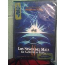 Dvd Los Niños Del Maiz 3 Terror Stephen King Gore Killers