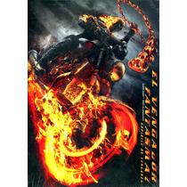 Dvd Vengador Fantasma 2 ( Ghost Rider: Spirit Of Vengeance )