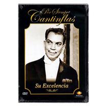Por Siempre Cantinflas Su Excelencia Pelicula Dvd