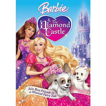 Barbie Y El Castillo De Dvd Diamond