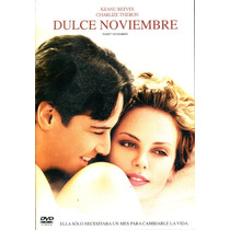 Dvd Dulce Noviembre ( Sweet November ) 2001 - Pat O´connor